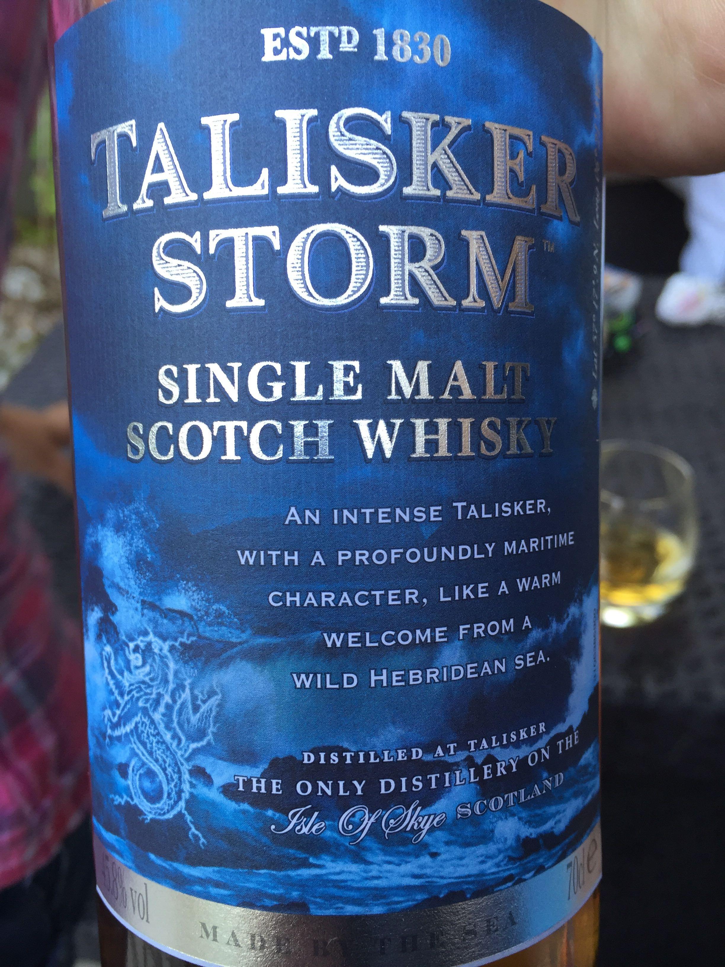 Talisker Storm - Prodotto - en