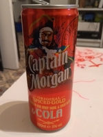 Captain Morgan's Spiced & Cola - Product