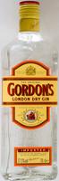 Gordon's London Dry Gin - Produit - de
