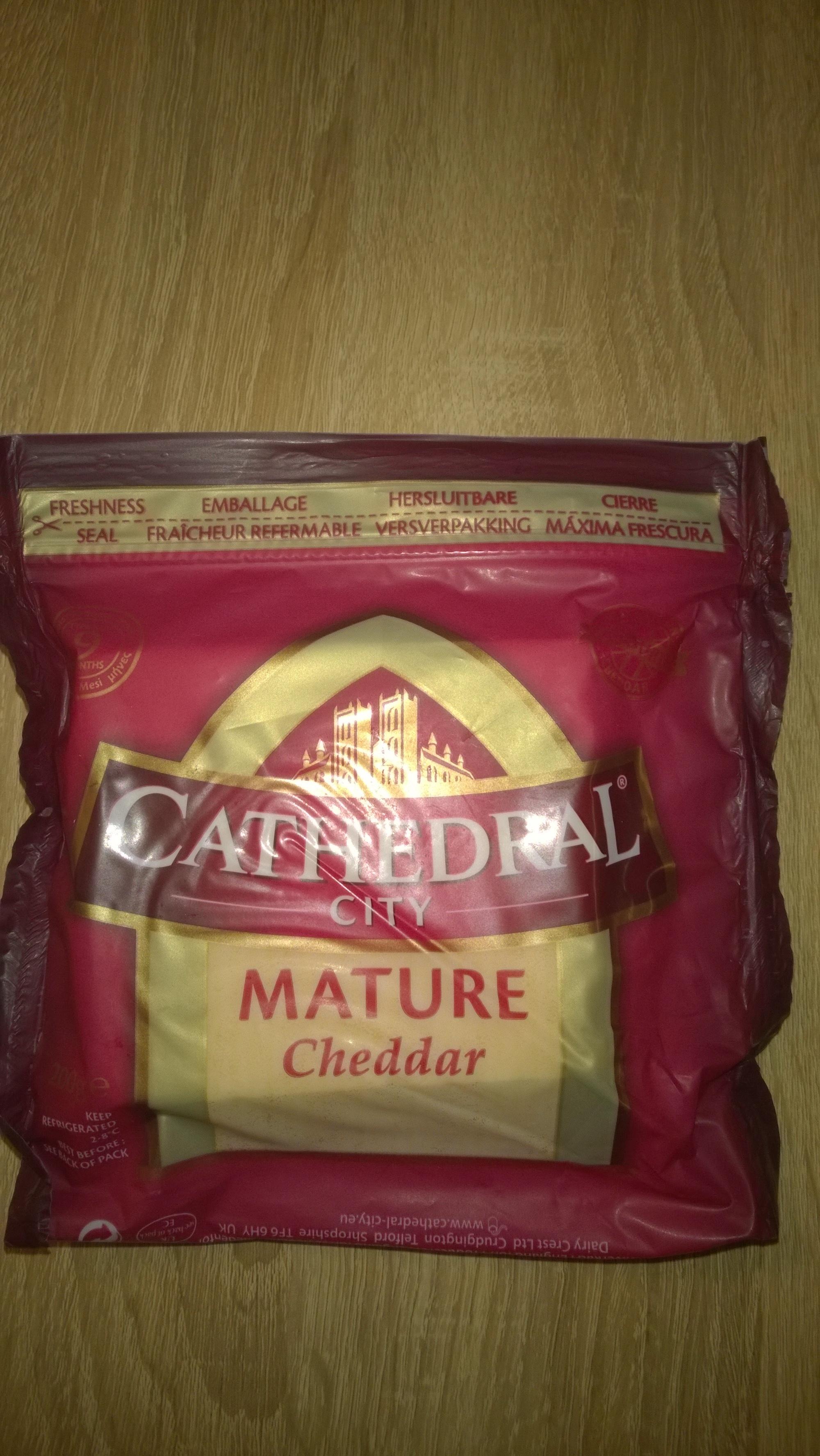 Mature Cheddar - Produit