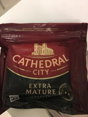 Cathedral City Extra Mature Cheddar - Produit - en
