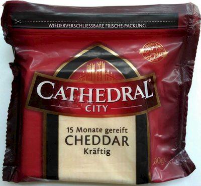 Cheddar kräftig - Product