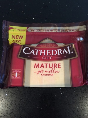 Cathedral City Mature Cheddar - Product