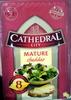 Mature cheddar (34,9% MG) - Produit