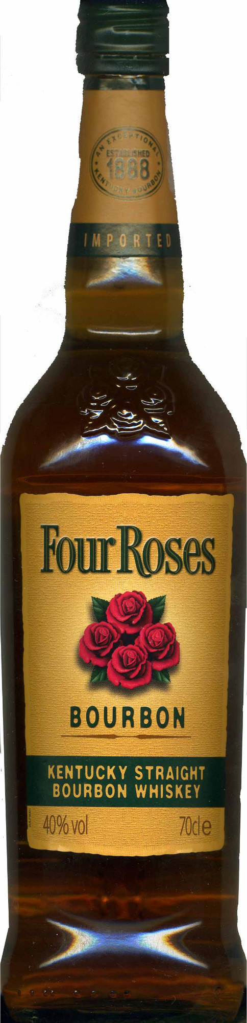 Bourbon Four Roses Yellow - Product