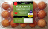 15 free range British eggs - Product