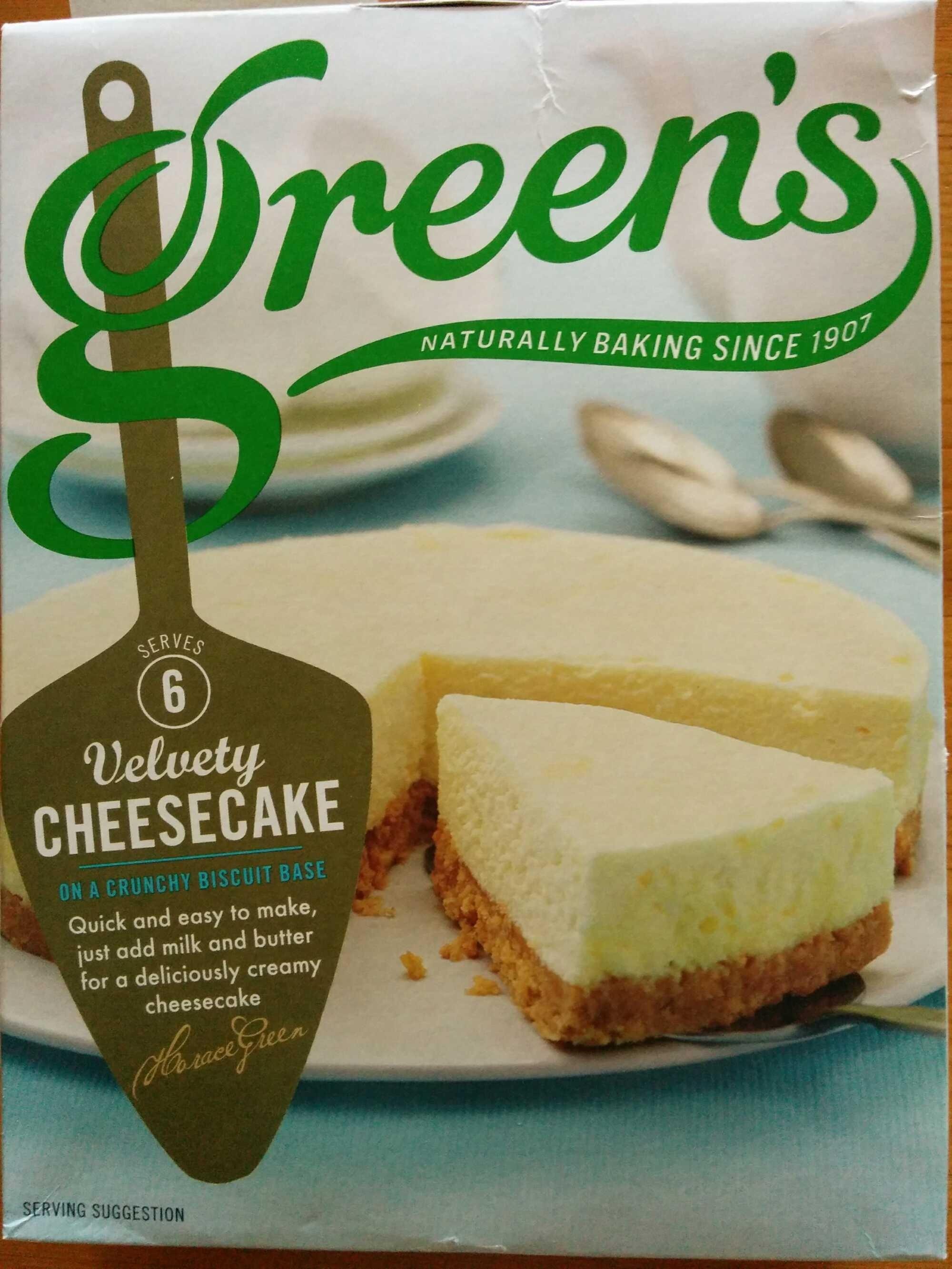 Velvety Cheesecake - Produit - fr