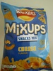 Mixups Snacks mix Cheese Flavour - Product