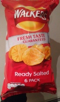 Ready Salted - Product - en