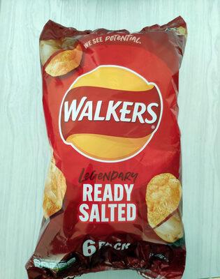 Ready Salted - Produit - en