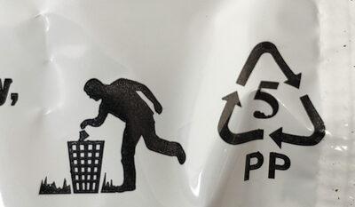 Ready Salted - Instruction de recyclage et/ou informations d'emballage - en