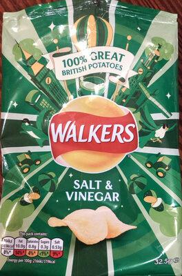 Salt & Vinegar - Produit - en