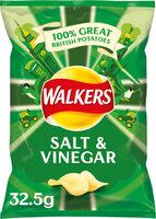 Salt & Vinegar Crisps - Produit - en