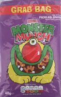 Monster Munch - Pickled Onion - Product - en