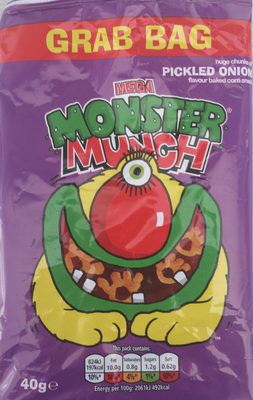 Monster Munch - Pickled Onion - Product