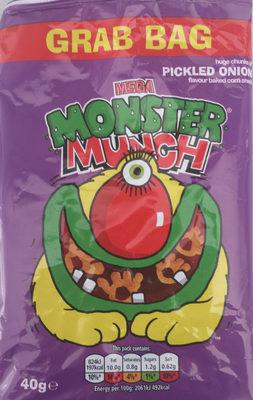 Monster Munch - Pickled Onion - Produit