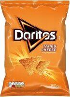 Tangy Cheese Tortilla Chips - Produit - fr
