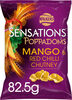 Mango & Chilli Chutney Poppadoms - Product