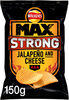 Max strong Jalapeño and cheese - Product