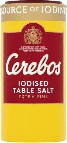 Iodised Table Salt - Product - en