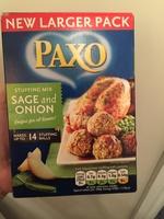 PAXO - Product - en