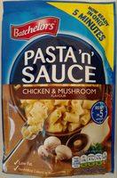 Pasta n sauce chicken'mushroom - Product
