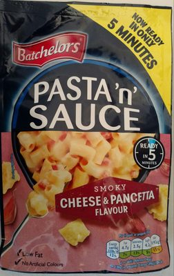 Pasta n Sauce - Cheese & Pancetta - Product