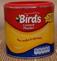 Custard Powder - Produit