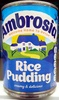 Ambrosia Rice pudding - Product