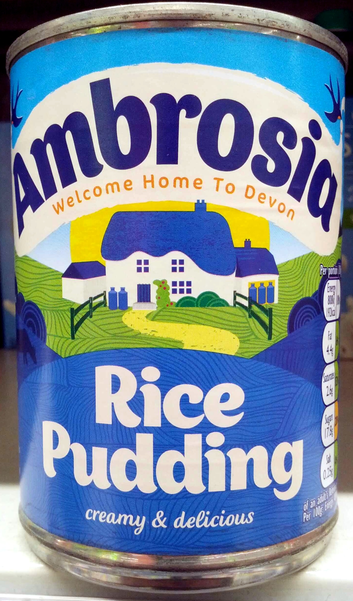 Rice pudding - Product - en