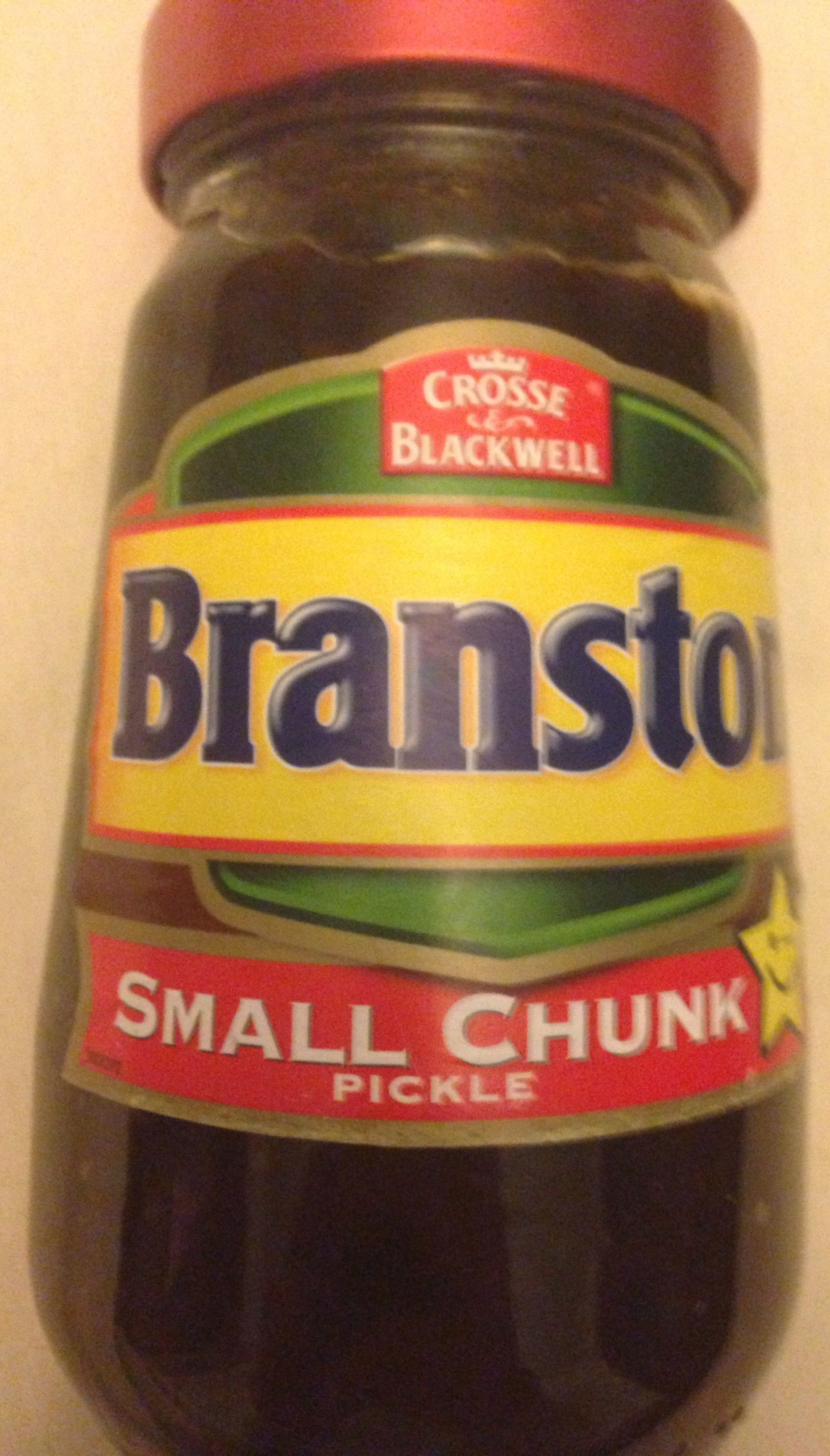 Branston small chunk pickle - Product