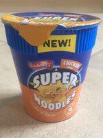 Batchelors Super Noodles,Chicken 75G - Produit - fr