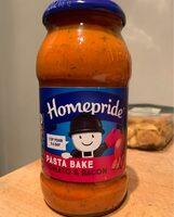 Pasta Bake Tomato & Bacon - Product - en
