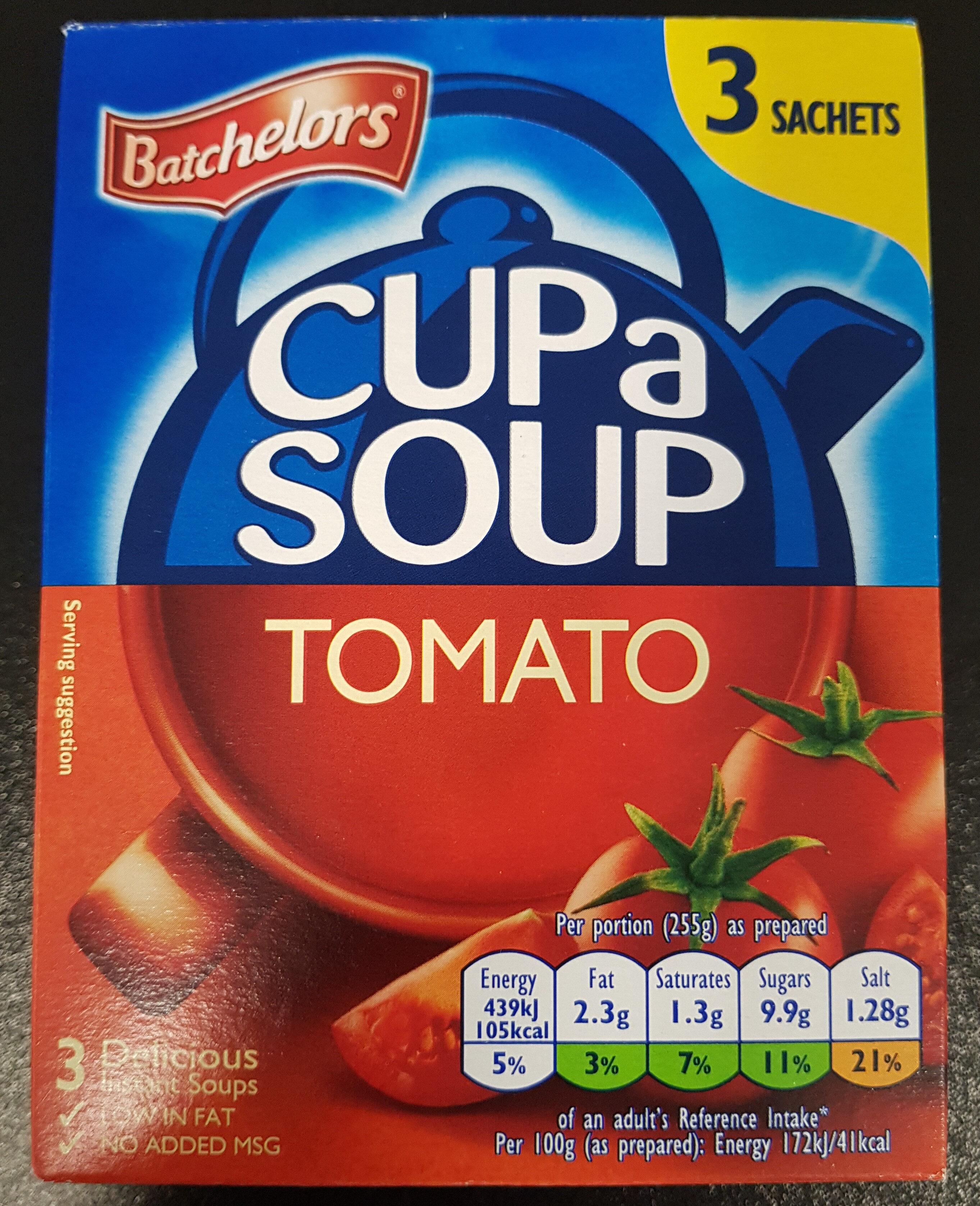 Instant tomato soup - Product - en