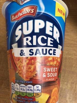 Super Rice & Sauce - Product