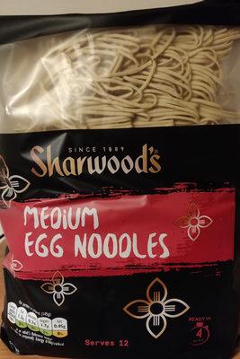 Medium Egg Noodles - Product - en