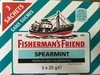 Fisherman's Friend - Spearmint - Pastilles avec chlorophylle - Product