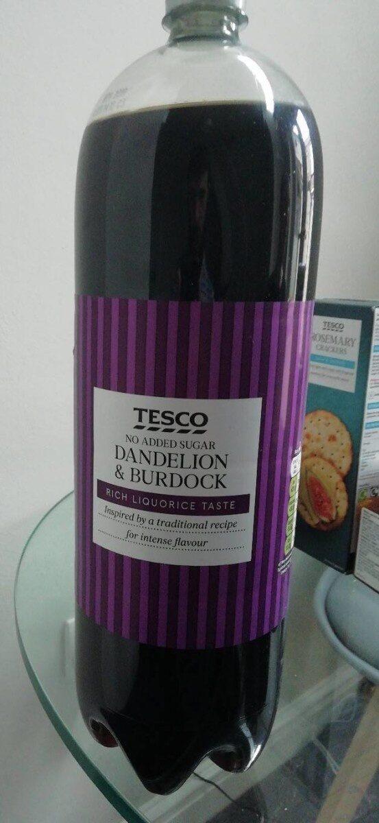 Dandelion and burdock - Produit - fr