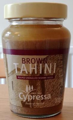 Brown Tahini - Prodotto - en
