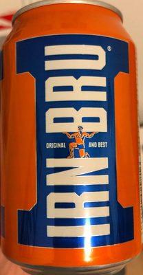 Irn Bru - Product