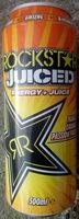 Rockstar Juiced Energy + Juice Mango, Orange, Passion Fruit - Product