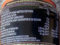 Rockstar Juiced Energy + Juice Mango, Orange, Passion Fruit - Nutrition facts