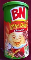 P'tit Déj Chocolat - Produit - fr
