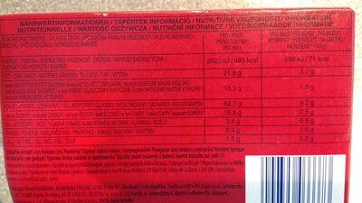 Digestive Original - Voedingswaarden - fr