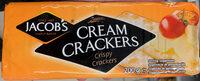 Cream Crackers - Prodotto - fr
