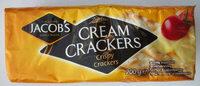 Cream Crackers - Produto - fr