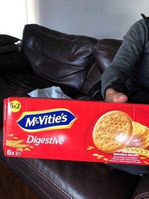 Mc Vitie's Digestive - Produkt - de