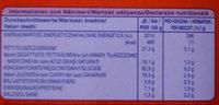 Mc Vitie's Digestive - Nährwertangaben - de