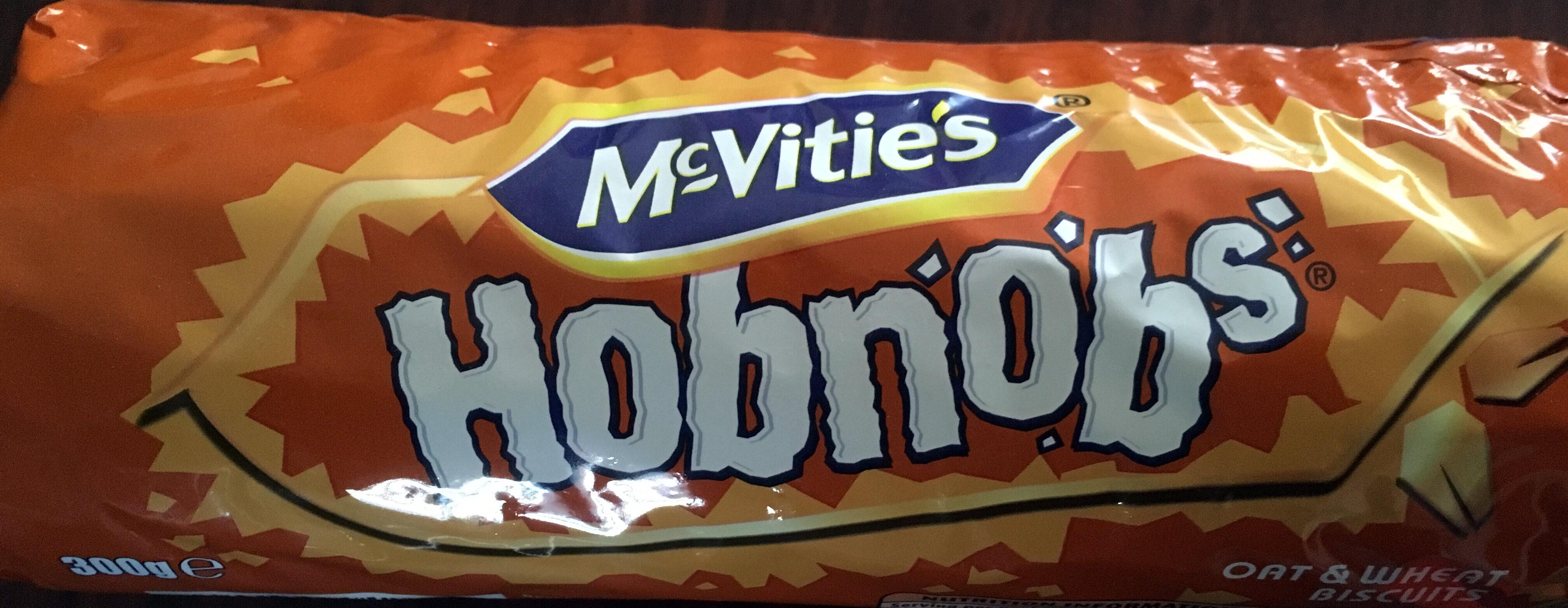 Mcvitie's Hobnobs - Product - en