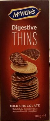 Digestive thins - Produit - fr